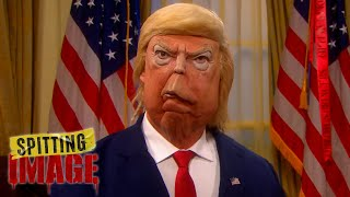 Trump's Top Tips For Voting in the Election   Spitting Image