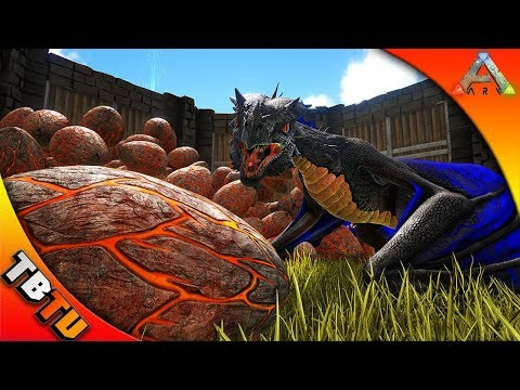ARK Survival Evolved - CAN YOU BREED THE PHOENIX, PHOENIX TAMING +