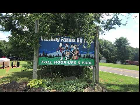 Video Of Van Hoy Farms Family Campground, NC