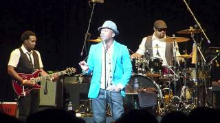 Anthony Hamilton - Woo - Live in London 2012