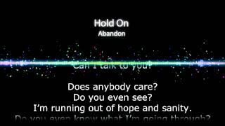 Abandon - Hold On