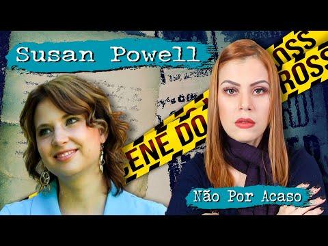 SUSAN POWELL - O CASO QUE INSPIROU A GAROTA EXEMPLAR