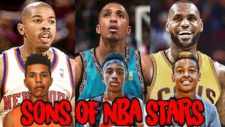 5 Sons of NBA Stars Who Play BETTER Than Their Dads!
