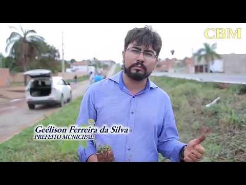 Ação muito importante em Brasília de Minas  - Revitaliza, Recuperar o meio ambiente