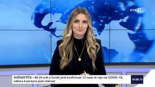 RTK3 Lajmet e orës 10:00 03.06.2020