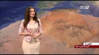 Météo  Dzair TV 8-4 -2017