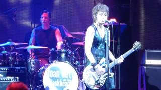 """Light of Day"" Joan Jett &the Blackhearts@BBT Pavilion Camden, NJ 7/31/16"