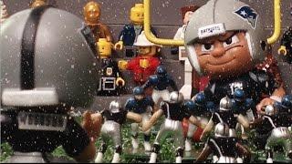 Top 3 Patriots Controversies…in Legos