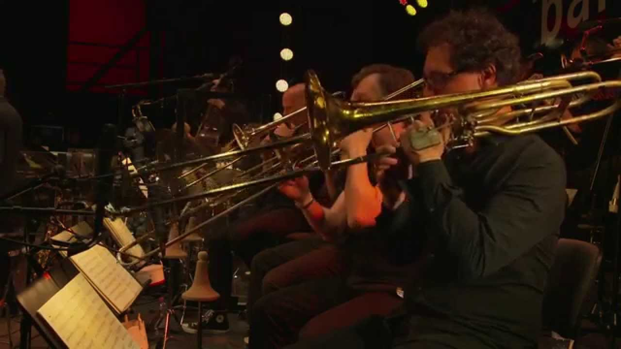 Christof Lauer and NDR Bigband play Sidney Bechet