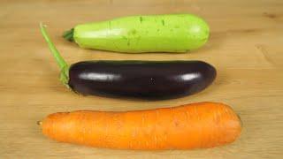 ТАК ОВОЩИ МАЛО КТО ГОТОВИТ, А ЗРЯ! Гениальный Рецепт Из Сезонных Овощей. Рататуй рецепт классический