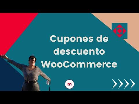 Cómo crear cupones de descuento en Woocommerce (Tutorial woocommerce 2021)