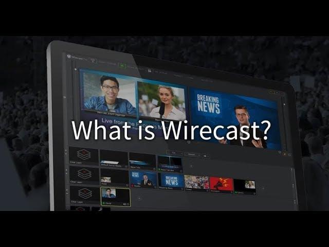 Telestream Wirecast Gear 230