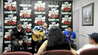 10 Years - Fix Me (live acoustic)