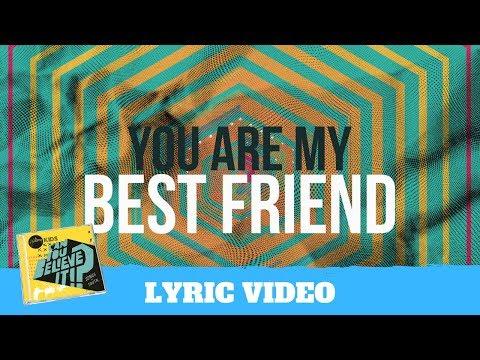 My Best Friend (Lyric Video) - Hillsong Kids