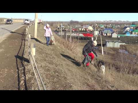 День чистоты в Альшеевском районе