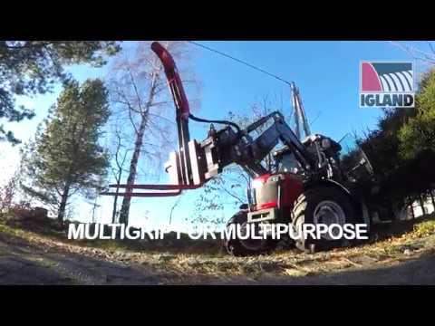 Igland multigrip - film på YouTube