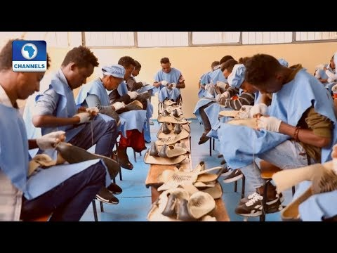 Ethiopian Shoe Makers Strides To Improve Quality, Design