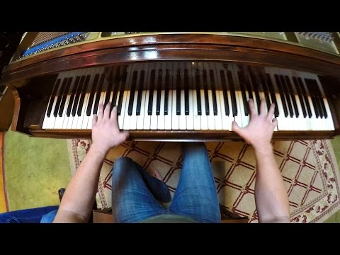 GoPro Music: Insane Piano Improv