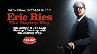 Eric Ries | The Startup Way