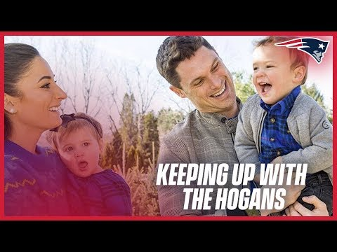 Catching up with Ashley & Chris Hogan