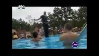 Man Walking on Water!!!