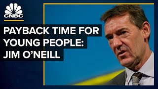 What's Next For The U.S. Economy: Jim O'Neill