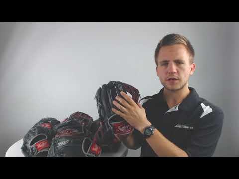 Review: Rawlings R9 Baseball Glove Series