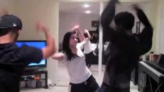 """""""Team Dem-J """" Demi Lovato B-day rehearsal Jordan Francis & Sarah Francis  choreography"""