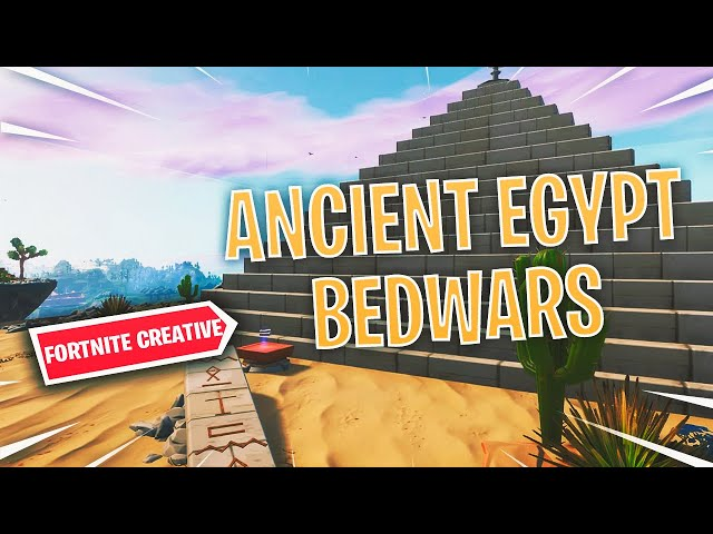 Ancient Egypt Bedwars