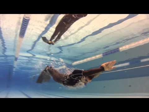 Découvrir la nage en monopalme