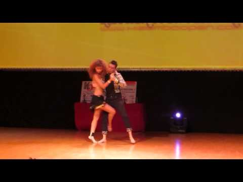 Andre & Susana INTERNATIONAL KIZOMBA OPEN 2014