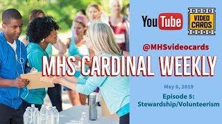 MHS Cardnial Weekly Season 2 Episode 5