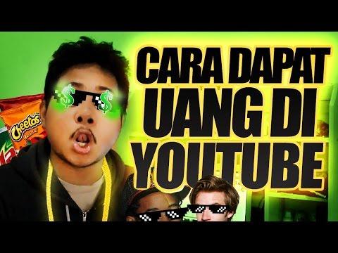 Video Cara Dapat Uang di Youtube - Belajar Youtube