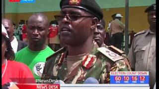 Administration Police National peace caravan lauched with the message of violence free elections