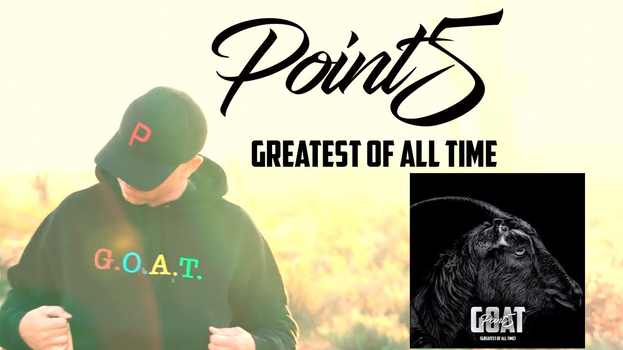 Point5 New Release — Greatest Of All Time