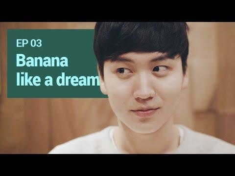 Banán jako sen