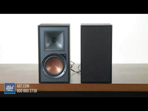 Klipsch R51PM Powered Speaker With Sound Demo