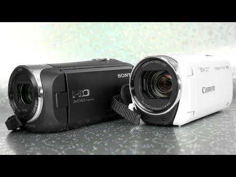 Black Friday / Holiday Specials - Sony CX405 & Canon R800