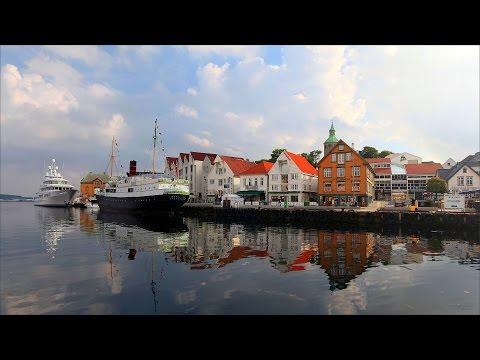 Норвегия, Ставангер    1080 HD