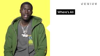 Sheck Wes   Mo Bamba Genius Interview Synced To Beat