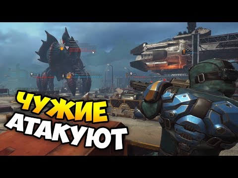 ТАКТИЧЕСКАЯ СТРАТЕГИЯ ОТ СОЗДАТЕЛЯ X-COM! - Phoenix Point. Обзор геймплея