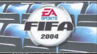 FIFA 2004 Soundtrack (GBA)-We Used To Be Friends(Dandy Warhols)