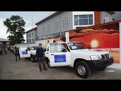 EU EOM Liberia deploys again 20 long-term election observers