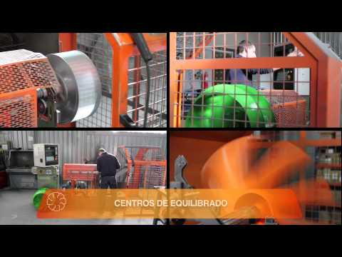 Презентация завод Sodeca. Испания.