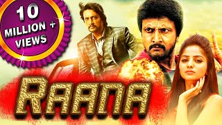 Ranna Hindi Dubbed Full Movie | Sudeep, Rachita Ram, Haripriya, Madhoo, Prakash Raj