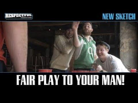 Fair Play to Yer Man!