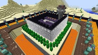 DIE SICHERSTE BASE IN MINECRAFT!