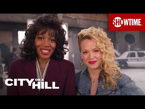 Cast Photoshoot: BTS w/ Kevin Bacon & More | City On A Hill | SHOWTIME