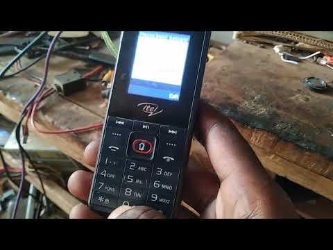 Itel 2160 fucher phone flash tool &flash file - смотреть