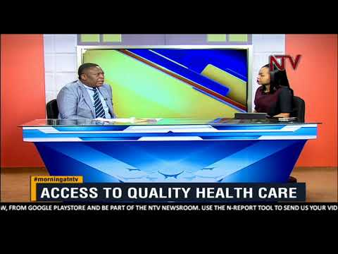SOLUTIONS: Steps being taken by Government to ensure access to quality health services